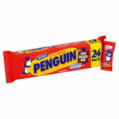 Mcvities Penguins x 24 £1.99 Tesco