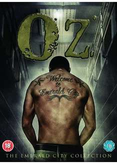 Oz: The Complete Seasons 1-6 at Base.com for £30.09