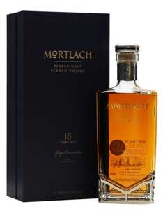 MORTLACH 18 YEAR OLD £161 @ The Whisky Exchange