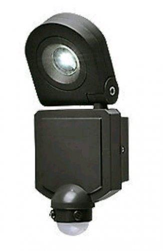 LED PIR floodlight £12.99 @ Screwfix