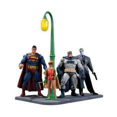 DC Collectibles: The Dark Knight Figure Set - 4 Pack was £39.99 now £29.99 at Toys R Us