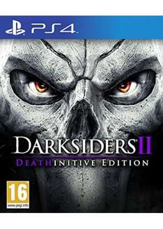 Darksiders 2: Deathinitive Edition (PS4 and XB1) £12.99 @ BASE