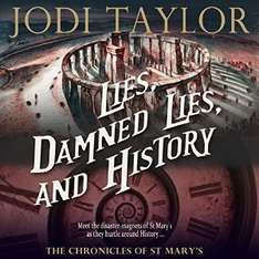 Audible DOTD - Jodi Taylor, Chronicles of St Mary's book 7 - plus freebie short stories