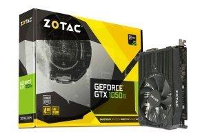 Zotac Geforce GTX 1050 TI Mini 4GB (Ebuyer) - £134.99