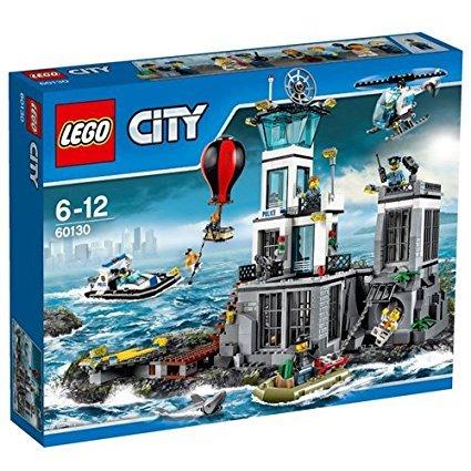 Lego City Police Prison Island £41.99 @ Amazon