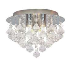 HOME Eve 3 Light Ceiling Fitting - £14.99 @ Argos