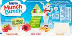 Nestlé Munch Bunch Strawberry, Raspberry and Apricot 6 x 42g (252g) was £1.50 now 75p @ Iceland