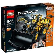 Lego Technics 42030 Volvo L350 Front Loader £114.99 at Amazon (Temporarily out of stock)