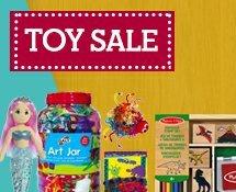 Toys - 3 for 2 @ Ocado