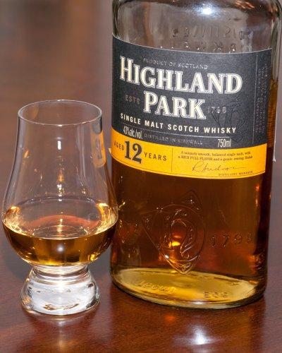 Highland Park 12 year old Malt Whisky. £25 @ Morrisons