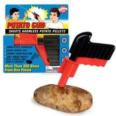 Classic spud gun £1.95 delivered @ moonretail ebay. Cheap as chips.