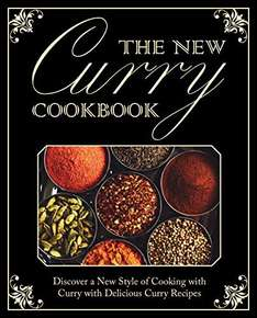 The New Curry Cookbook: Discover a New Style of Cooking with Curry with Delicious Curry Recipes Kindle Edition  - Free Download @ Amazon