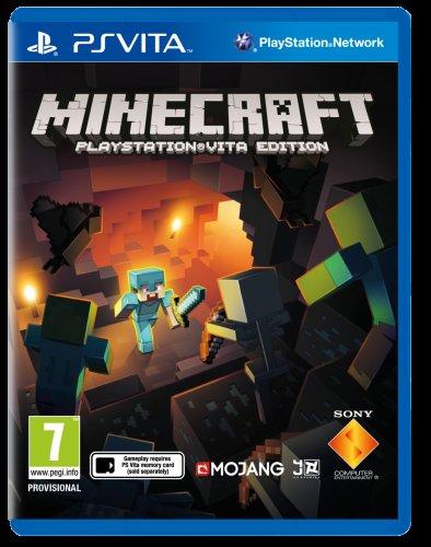 Minecraft: PlayStation Vita Edition (plus PS3/Vita download code) - £9.99 @ Game