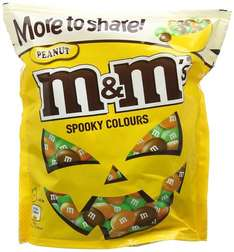 Peanut M & M's 300g x 10 bags (£1.29 each)- Amazon Prime Early Access Deal 11am