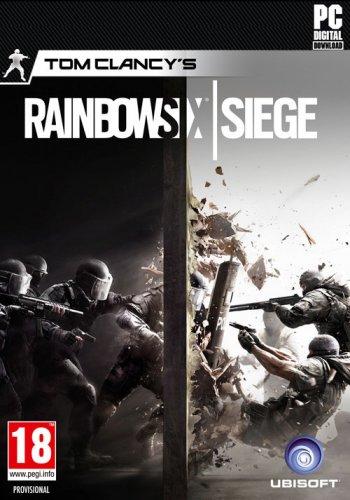 Tom Clancy's Rainbow Six Siege £14.99 - Gamesplanet