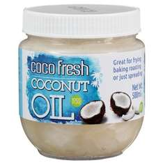Cocofresh Coconut Oil (500ml) ONLY £1.49 @ B&M