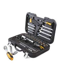 Wrenches and Sockets Set 99-Piece 3 year warranty @ ALDI