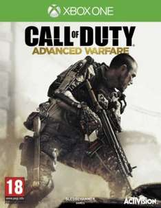 Call of Duty: Advanced Warfare (Xbox One) £4.99 Delivered @ GAME (Pre Owned)
