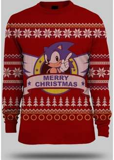 Christmas Jumpers (All Sizes) £22.99 Delivered @ Base