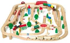 Grow and Play 150 piece train set, was £40 now £12 @ Sainsbury's instore
