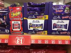 Freddo 2 packs x5 £1.00 (10p) each, caramel and milk chocolate available. SPAR Post Office