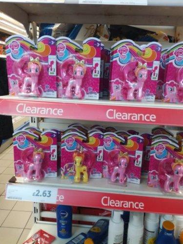 My Little Pony Assortment £2.63 @ Tesco (Express) - Cannock road in Wolverhampton