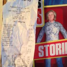 James May's Toy Stories + other Hardbacks for £1 at Poundworld