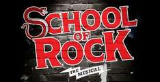 £15 tickets for every performance of School of Rock west end London new musical & NO booking fee @ Schoolofrockthemusical