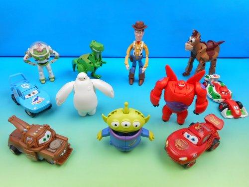 Hatch'n Heroes Disney toys £1 @ poundland