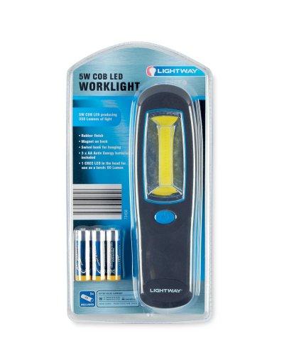 Handheld LED work light at Aldi great value - £4.99