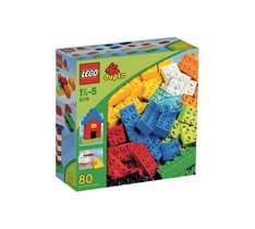 LEGO DUPLO Basic Bricks - Deluxe 6176, @ Argos, down from £24.99 now