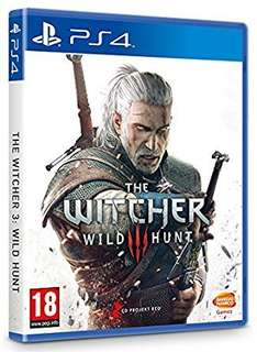 The Witcher 3 (XO and PS4) now 15.99 at Argos!