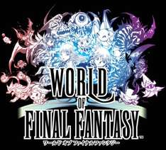 world of final fantasy PS4 £33.99 from smyths delivery or collection