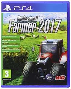 Professional Farmer 2017 (PS4/XO) £13.99 Delivered @ Base