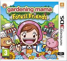 Gardening Mama: Forest Friends 3DS game £7.99 @ Amazon (Prime or add £1.99)