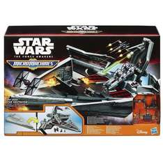 Micro machines star wars B3513 first order star destroyer set rrp £49.99 now £16 delivered @eBay sold by Tesco outlet