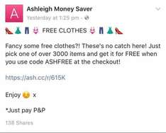 free item from everything£5 just pay p&p
