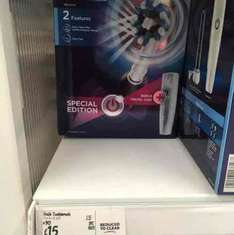 Oral-b Pro 2500 £15 in local store @ ASDA Rotherham