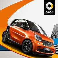 Cheap lease - Smart Fortwo Coupe 1.0 Passion - 1+23 / 10k miles - £89pm £2494.80 (including fees) @ Yes-Lease