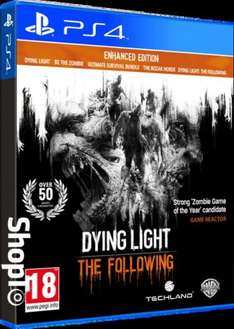 Dying Light: The Following - Enhanced Edition / Mortal Kombat XL (PS4/XO) £15.85 Delivered @ Shopto