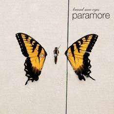 Paramore - Brand New Eyes £1.99 @ Music Magpie