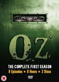 Oz: The First Season at Music Magpie for £1.49 delivered (Used)
