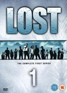 Lost: The Complete First Season ( buy one get one free) £1.99 @ Music Magpie