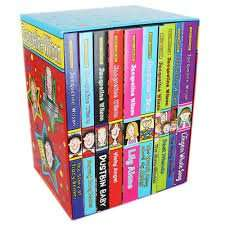 Jacqueline Wilson 10 book box set at The Works £15 (free C&C)