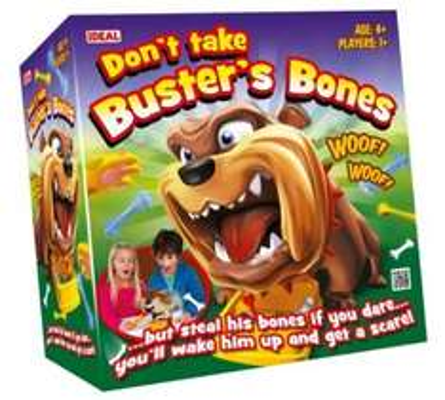 Don't Take Buster's Bones Game - Amazon - £13.73 (Prime exclusive price)