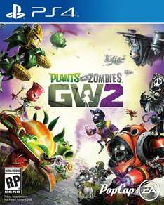 Plants vs. Zombies™ Garden Warfare 2 PS4 63% OFF £19.99 at PSN