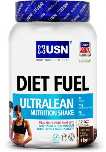 USN Diet Fuel Ultralean Shake 1KG - Chocolate  £6.99  Argos/eBay