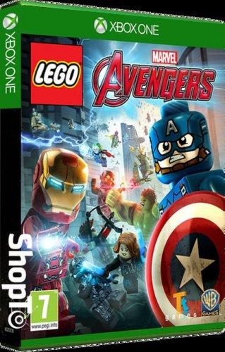 LEGO Marvel Avengers (Xbox One) £16.85 Delivered @ Shopto