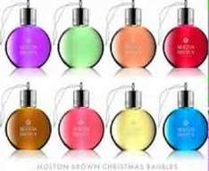 Molton Brown 50% off 4 or more products.