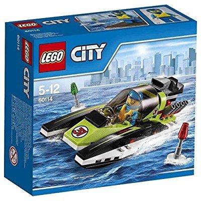 Lego City Racing Boat 60114 £3.12 add on item @ Amazon